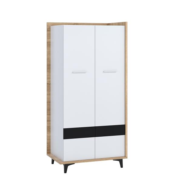 WIP BOX 10 Vešiaková skriňa sektorový nábytok