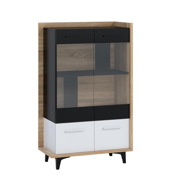 WIP BOX 12 Vitrína 2D sektorový nábytok