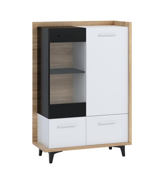 WIP BOX 13 Vitrína 3D sektorový nábytok