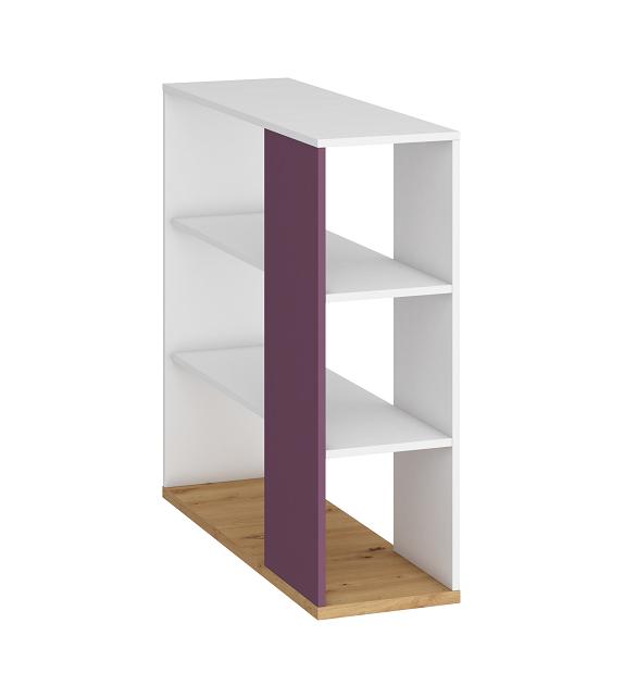 WIP HEY 05 Regál doplnkový k posteli detský sektorový nábytok