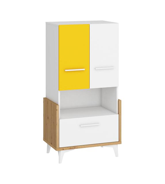 WIP HEY 15 Regál 65N detský sektorový nábytok