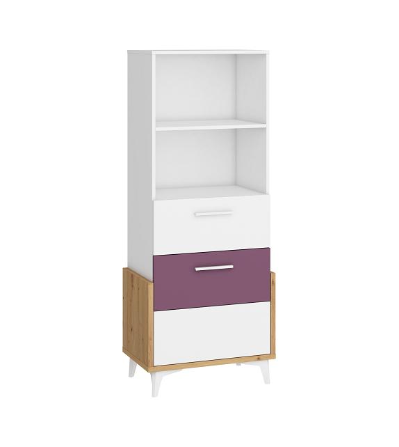 WIP HEY 16 Regál 65S detský sektorový nábytok