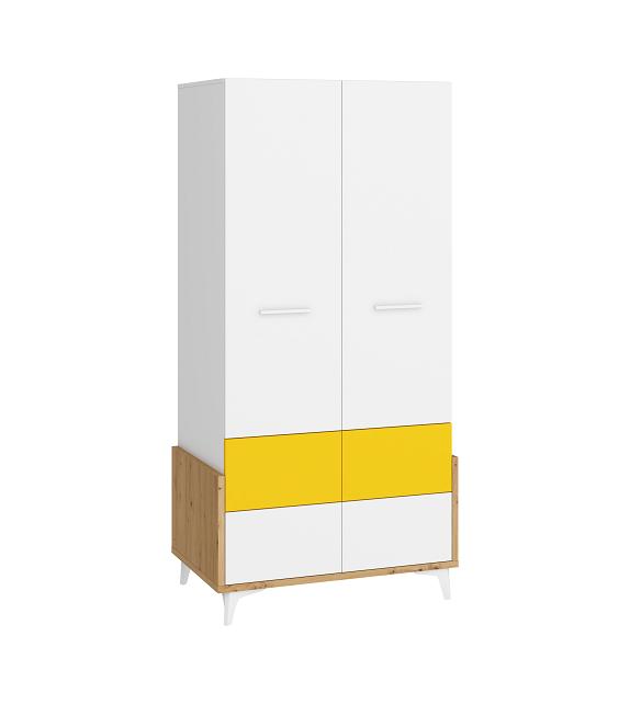 WIP HEY 20 Skriňa vešiaková detský sektorový nábytok