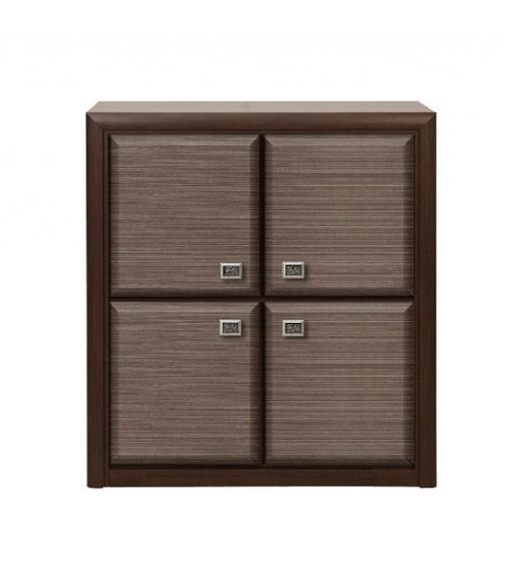 WIP KOEN MDF 011-KOM 4D Komoda sektorový nábytok do obývačky