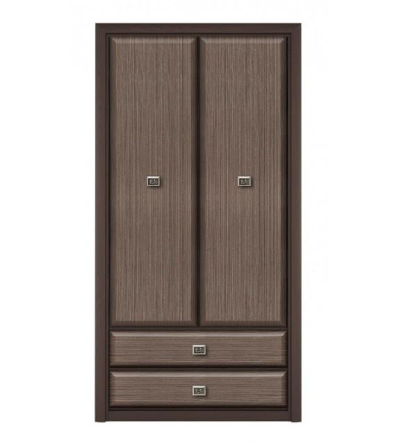 WIP KOEN MDF 014-SZF 2D2S Skriňa vešiaková sektorový nábytok do obývačky
