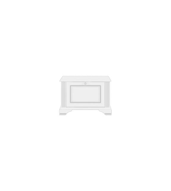 WIP WHITE 006 Zrkadlo sektorový nábytok do predsiene