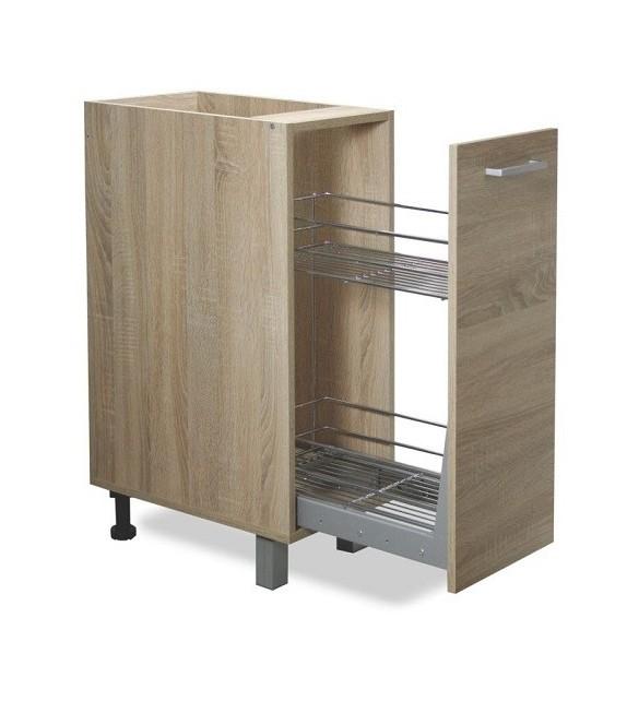 DREV REA ALFA KDV 72 Dolná skrinka s výsuvným košom kuchynský sektorový nábytok