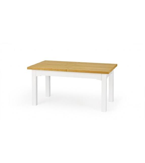 BRW LEONARDO Jedálenský stôl rozkladací 160