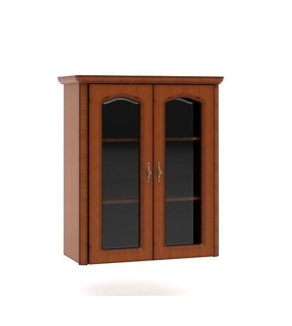 BRW NATALIA NAD100 vitrína horná sektorový nábytok