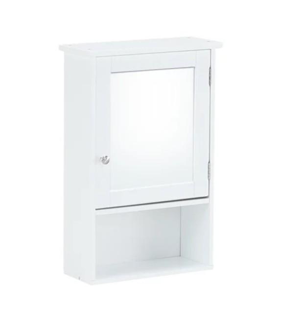 TK ATENE TYP 2 Závesná skrinka so zrkadlom