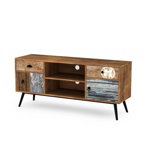 BRW MEZO RTV-1 TV stolík sektorový nábytok do obývačky