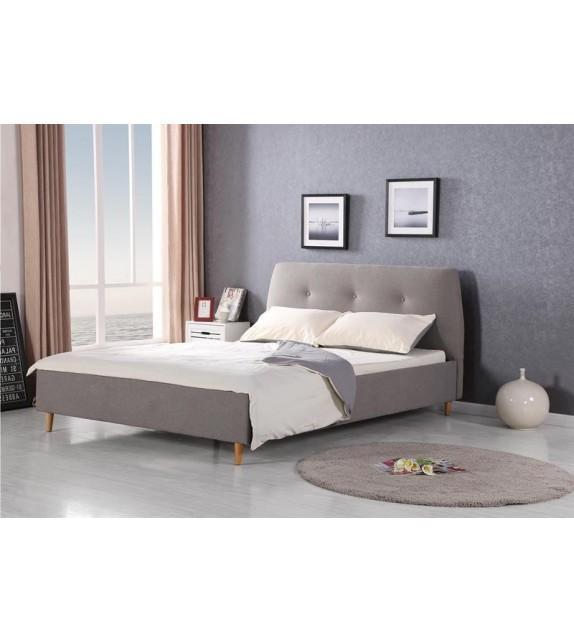 BRW DORIS 160 Manželská posteľ bez úložného priestoru