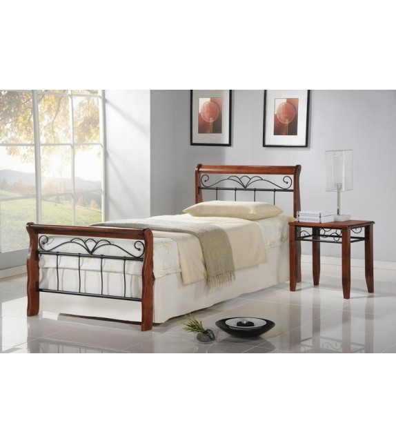 HALMAR VERONICA 90 kovová postel