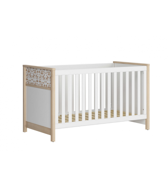 BRW TIMON LOZ/140x70 detská postielka sektorový nábytok