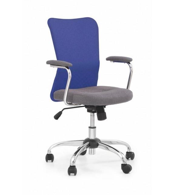 BRW ANDY Detská otočná stolička