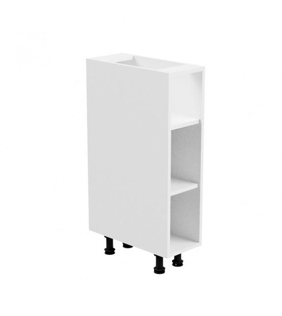 TK AURORA D20P konyhai alsó nyitott szekrény