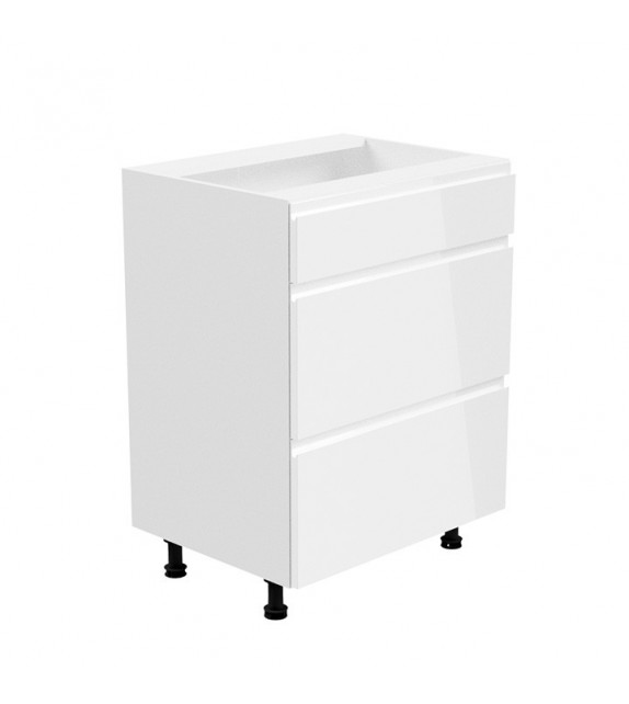 TK AURORA D60S3 konyhai alsó szekrény