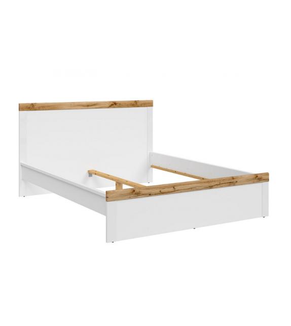 BRW HOLTEN LOZ/160 manželská posteľ sektorový nábytok