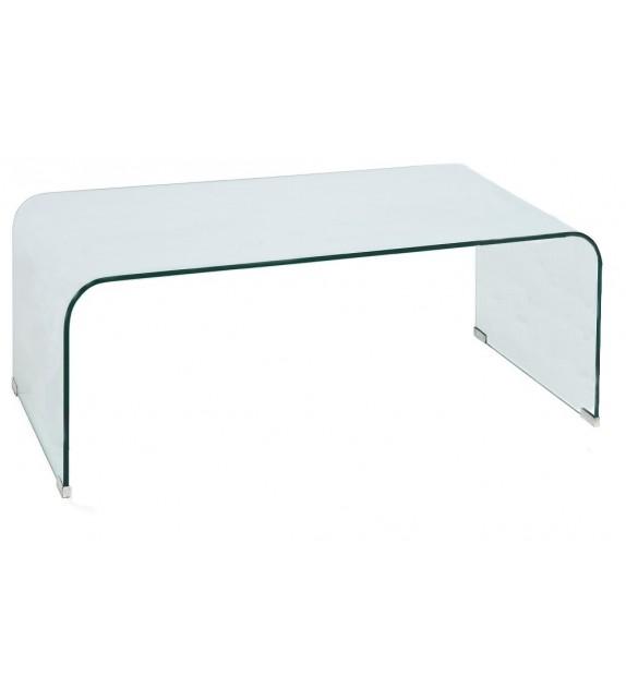 BRW PRIAM A Konferenčný stolík sklenený
