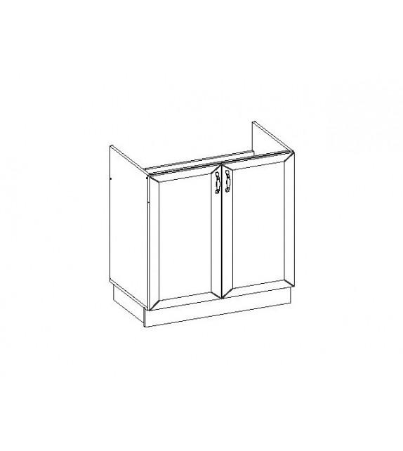 WIP FEBE D80ZL alsó szekrény
