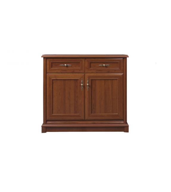 WIP SONATA S-018 Komoda 2D/2S sektorový nábytok do obývačky