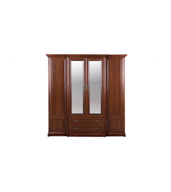 WIP SONATA S-035 Skriňa L 4D2S vešiaková sektorový nábytok do obývačky