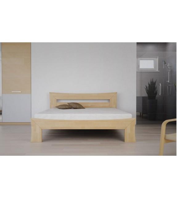 MRAVA VITALIA 160 buk masív Manželská postel