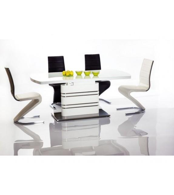 BRW GUCCI nyitható étkező asztal