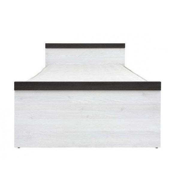 6b9d48c8c9f1 BRW PORTO LOZ 90 posteľ sektorový nábytok