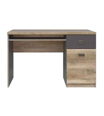 BRW MALCOLM BIU1D1S písací stôl sektorový nábytok