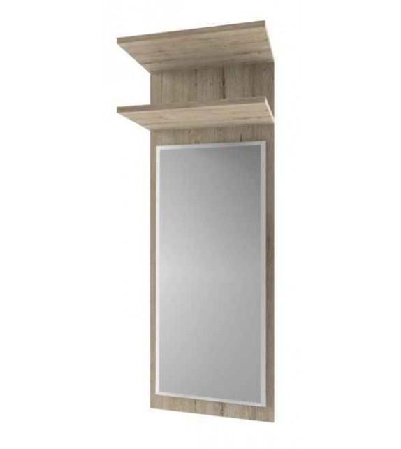 TK ORESTES panel so zrkadlom 40 sektorový nábytok