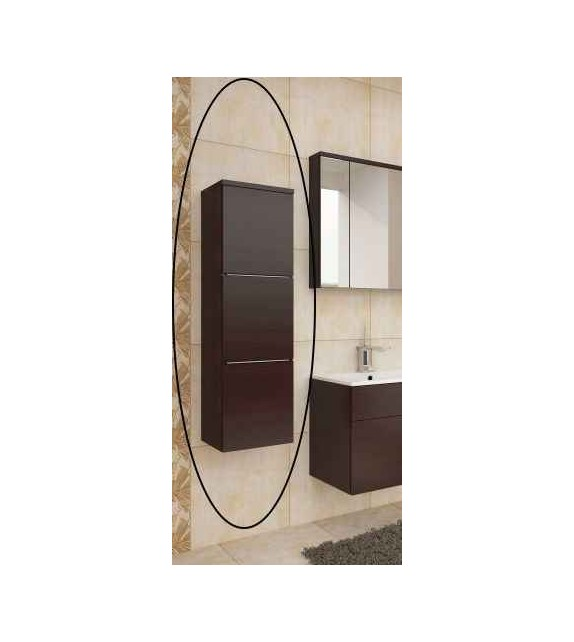 TK MASON WE11 skrinka vysoká závesná kúpeľňový sektorový nábytok