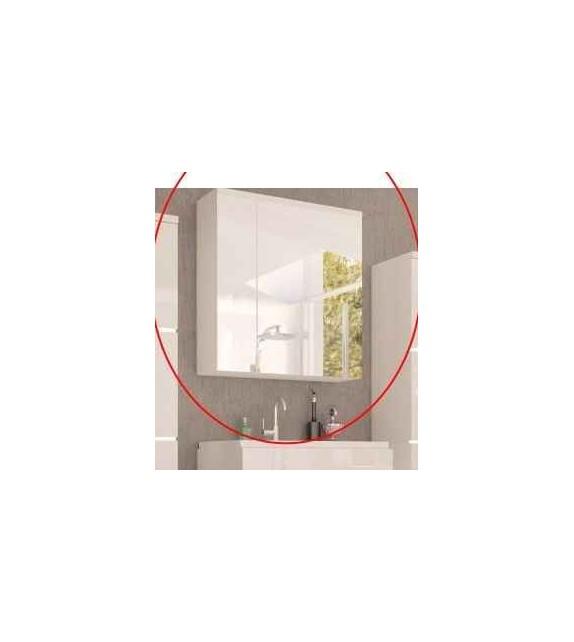 TK MASON WH14 skrinka so zrkadlom kúpeľňový sektorový nábytok Lesk