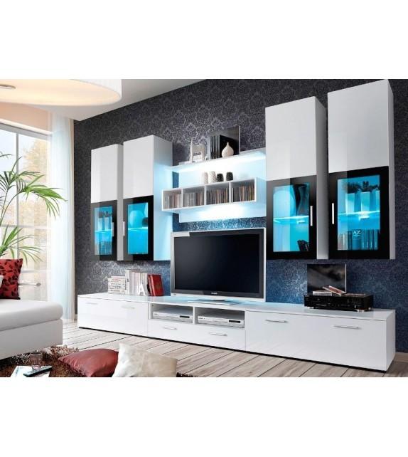 WIP LYRA WS Obývacia stena s LED osvetlením