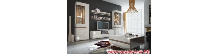 TK LYNATET obývací sektorový nábytok