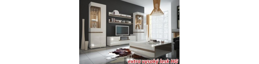 TK LYNATET sektorový nábytok