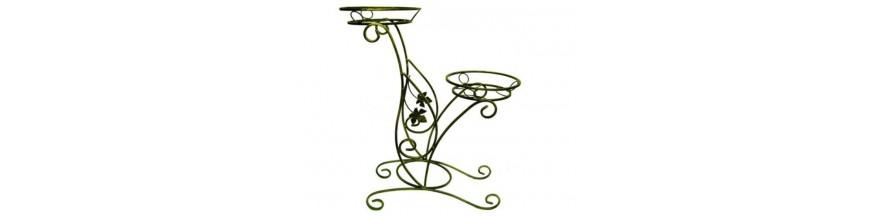 Záhradný a interiérový kovoý nábytok