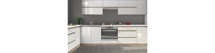 TK LINE Sektorový kuchynský nábytok lesk