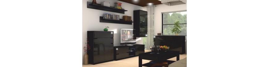TK ADONIS obývací sektorový nábytok s LED osvetlením