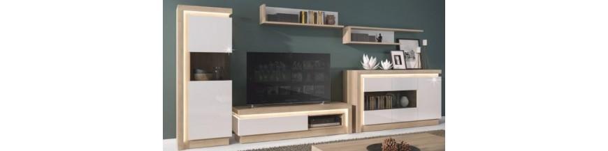 TK LEONARDO obývací sektorový nábytok s LED osvetlením
