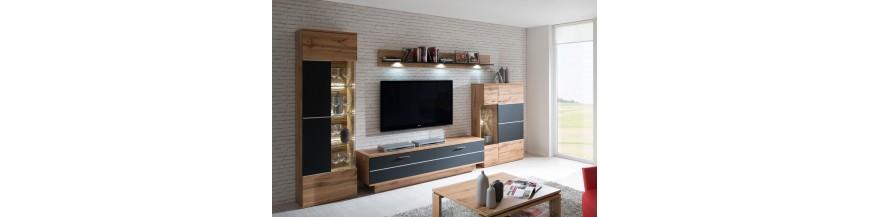 Obývacie steny