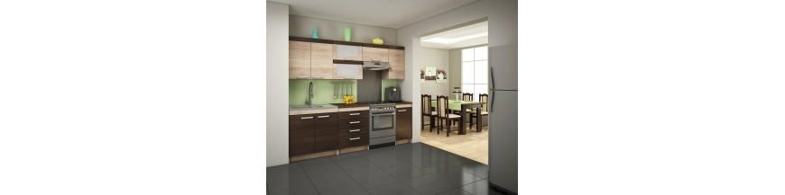WIP MILO Sektorový kuchynský nábytok