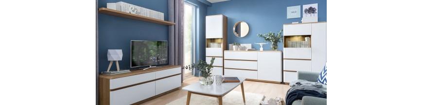 BRW BRAGA obývací sektorový nábytok NOVINKA