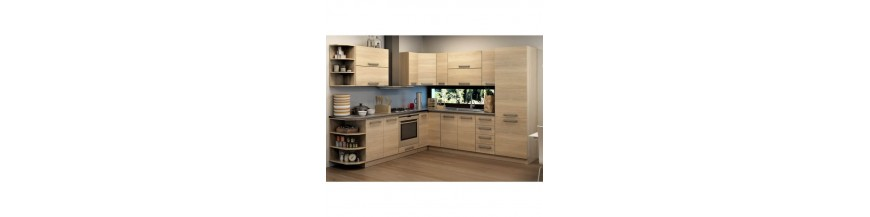 SKIP NOVAPLUS Sektorový kuchynský nábytok