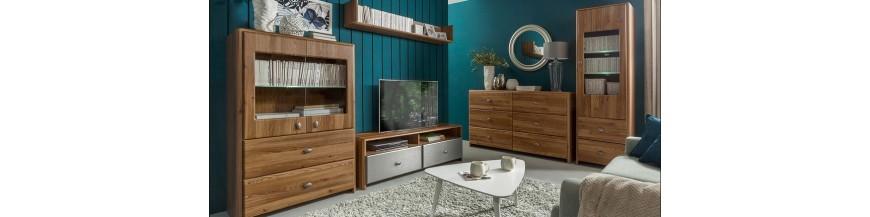 BRW LEDA sektorový nábytok do obývačky
