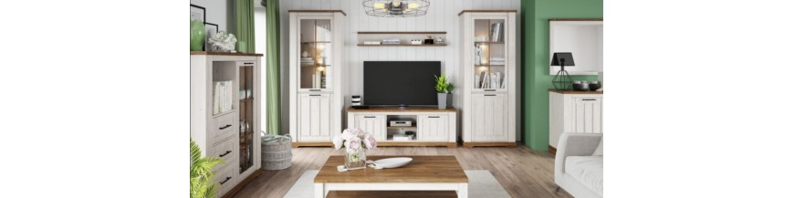 WIP COUNTRY sektorový nábytok do obývačky