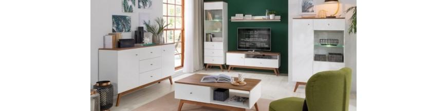 BRW HEDA sektorový nábytok do obývačky