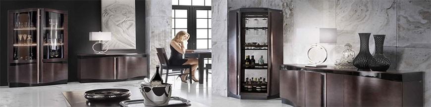 GLOBAL-MEBIN DIUNA luxusný sektorový nábytok