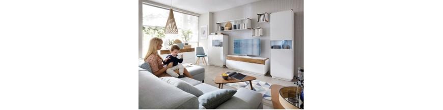BRW ELIS COKOL sektorový nábytok do obývačky