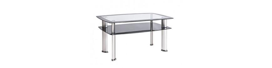 Konferenčné stolíky sklenené